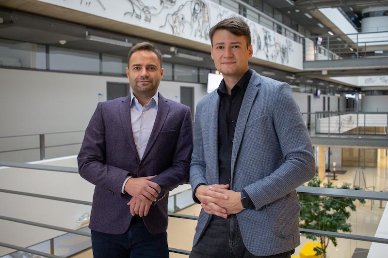 Julius Lisuch a Tomas Pavlik
