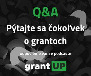 Q&A granty