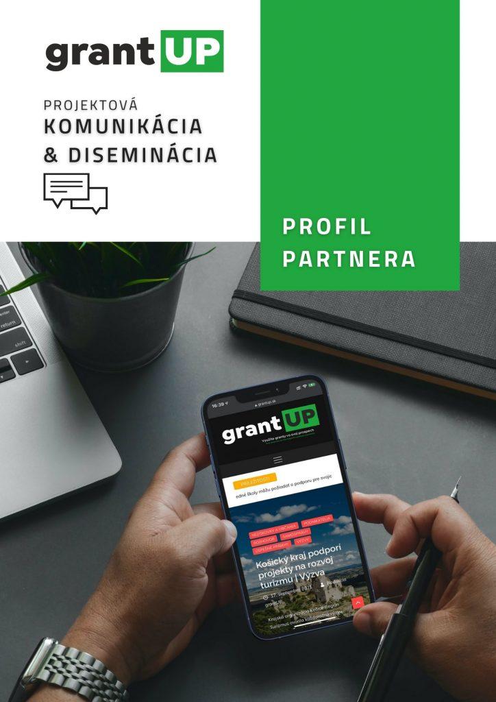 Profil partnera grant UP