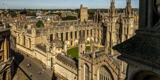 Univerzita Oxford campus