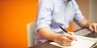 príprava písanie